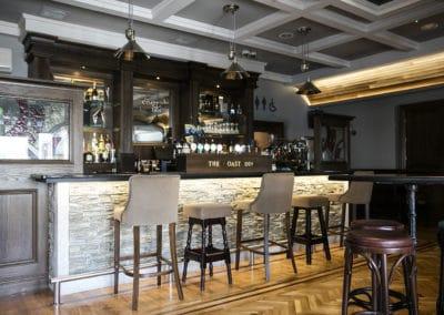 The Courtyard Bar in Skerries, Co. Dublin. Ireland